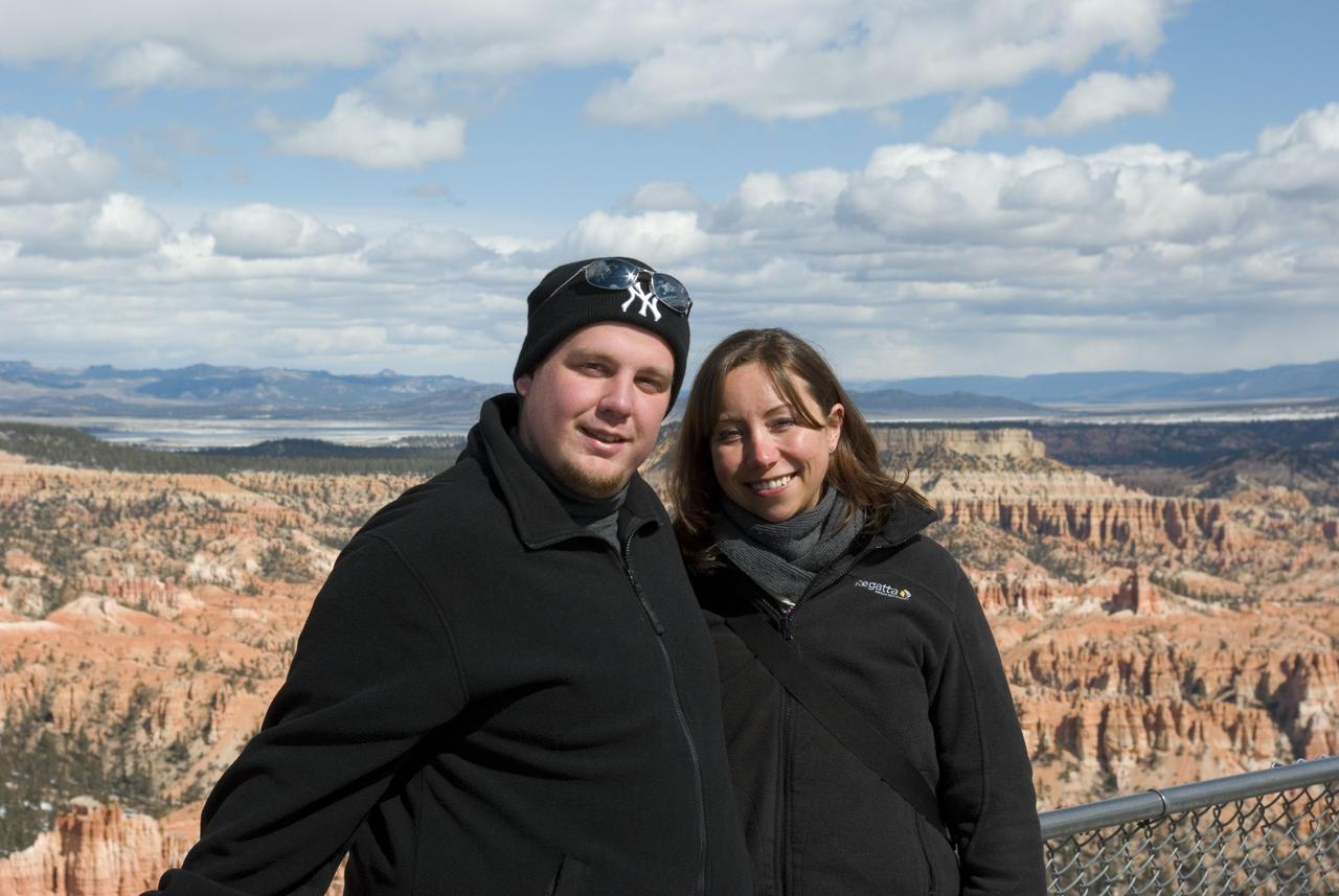 Markus und Magda Bryce Canyon